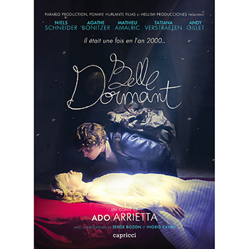 BELLE DORMANT en DVD