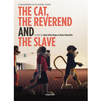 THE CAT, THE REVEREND AND THE SLAVE en DVD